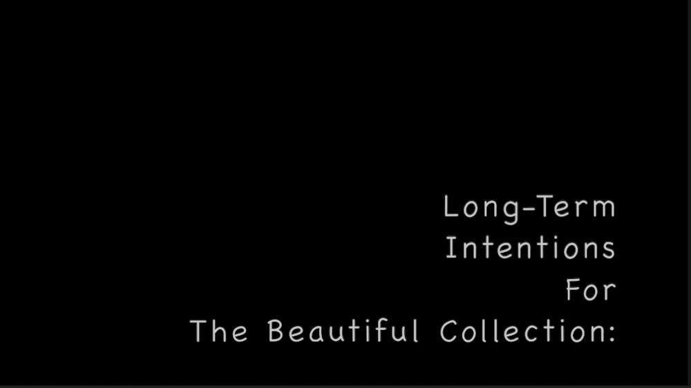 Although, presenting the Beautiful Collection as an art exhibition is definitely an important part of my personal goal as a visual artist. The long-term intention of formatting this collection of discussions, artistic videos, and photography to create a short film has greater implications regarding manifesting agency of black womanhood. The film would speak to the validity of black beauty, the importance of black mental health, and pricelessness of Black Womanhood. Hence, the exhibition, any purchases and or donations relating to this series will be used to hire an editor and be able to pay myself to review, edit, and compile several years of imagery to see this cinematic project to fruition.