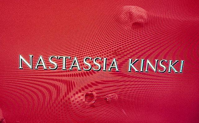 I'm putting out the fire... #Kinski #KinskiWeek #nastassjakinski #catpeople 😼 @nastassja.kinski #cats