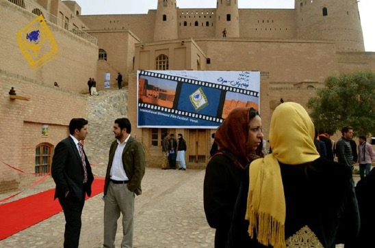 International Women's Film Festival of Herat (Afghanistan)  Organised by Armanshahr Foundation OPEN ASIA