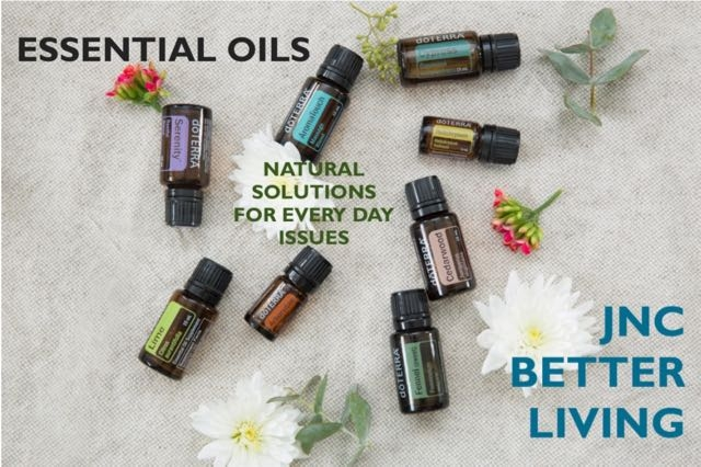 Essential Oils for Balance