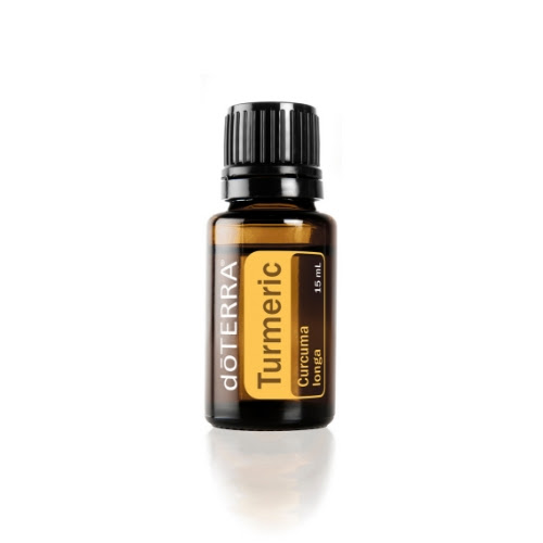 Tumeric Essential Oil - Positive Immune FunctionAnd Response