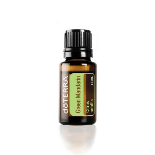GREEN MANDARIN OIL - Digestive & Immune Support