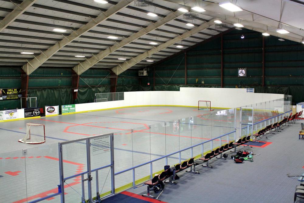 Fall ball hockey registration under way