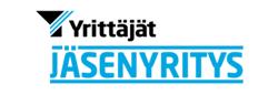 Olemme Suomen Yrittäjien jäsenyritys.