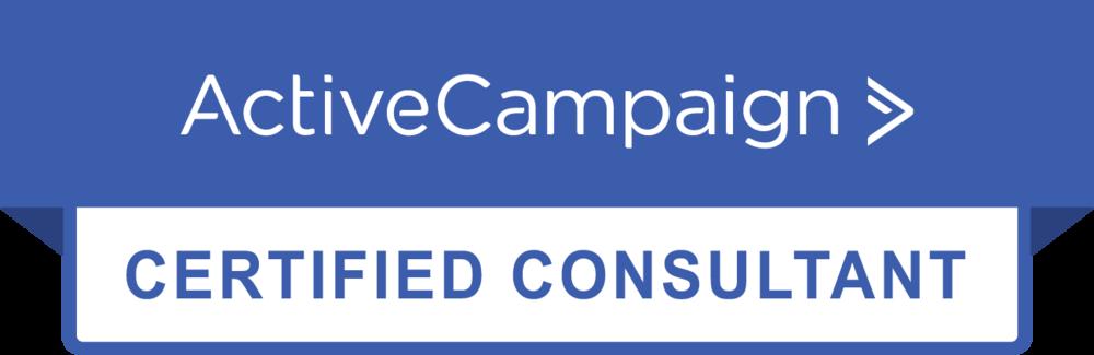 ActiveCampaign sertifioitu konsultti