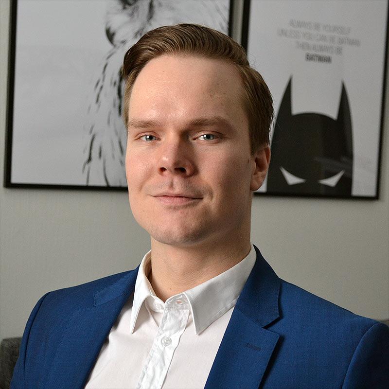 Juuso Huusko CRO & Partner