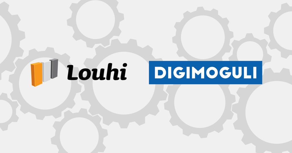 Louhi ja Digimoguli ActiveCampaign yhteistyö
