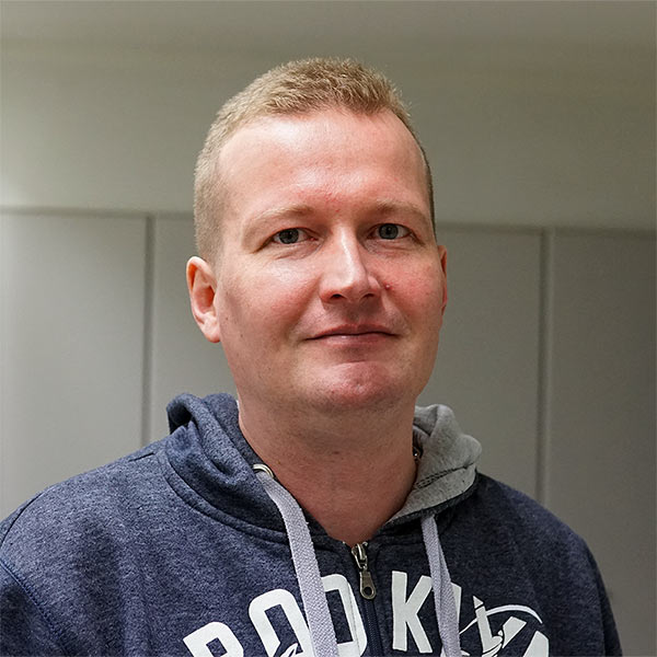 Teemu Kytövuori Content Marketing Specialist
