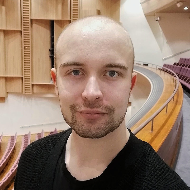 Oskari Järvelin Web Developer