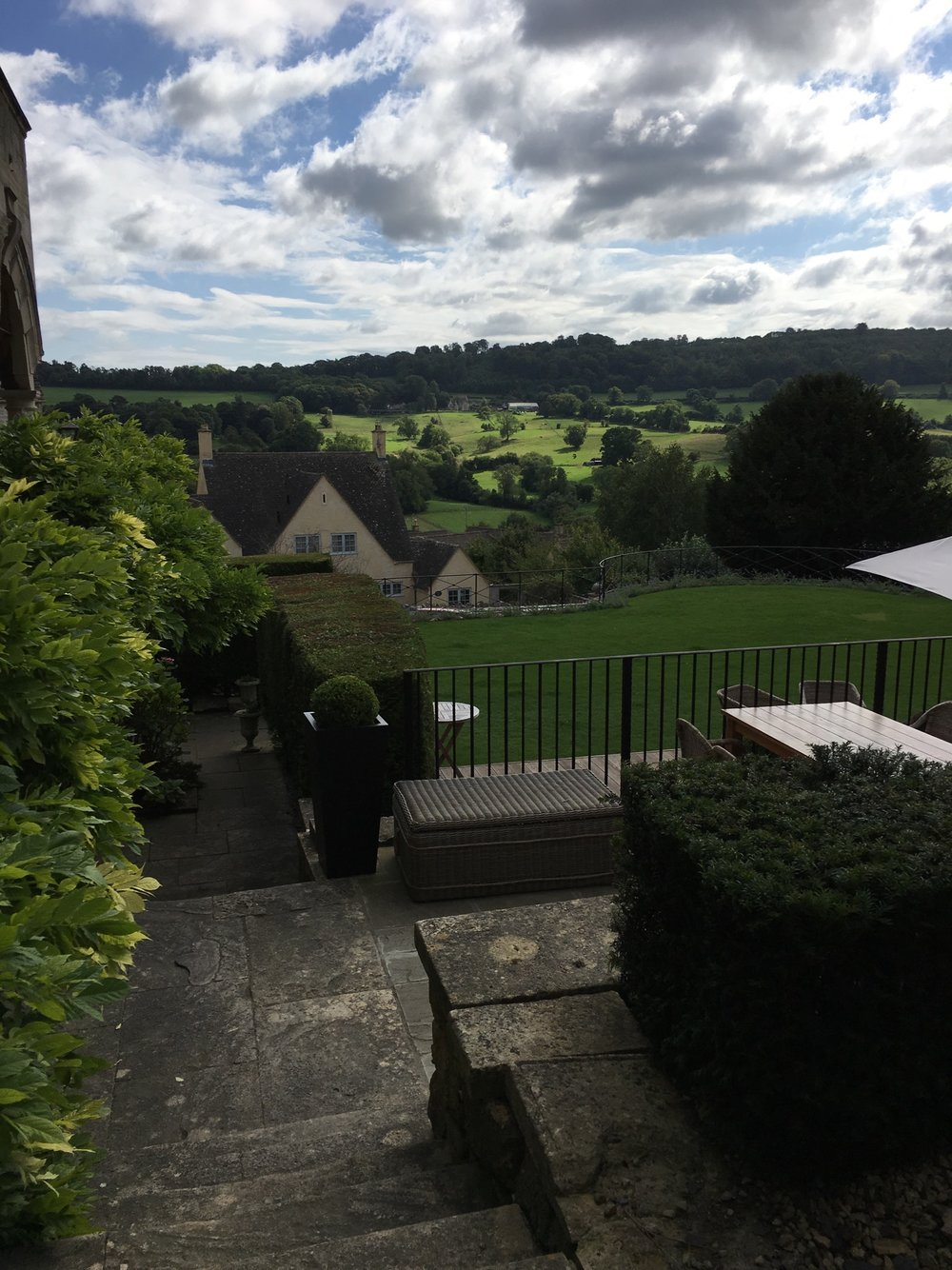 View from The Painswick