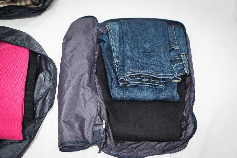 Double Medium- pants on the bottom