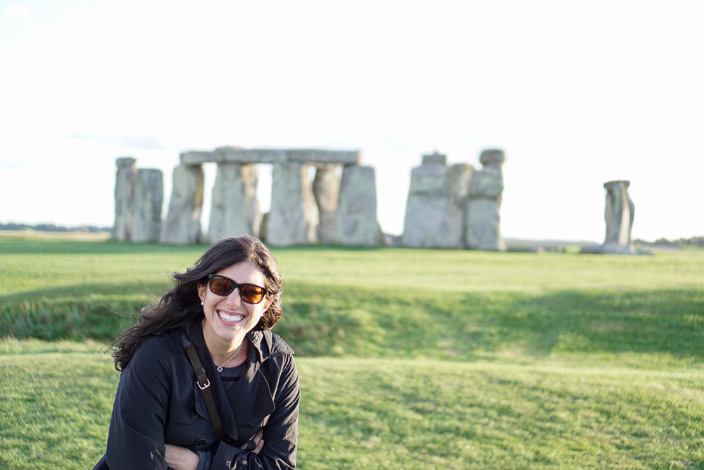 Stonehenge (September, 2016)