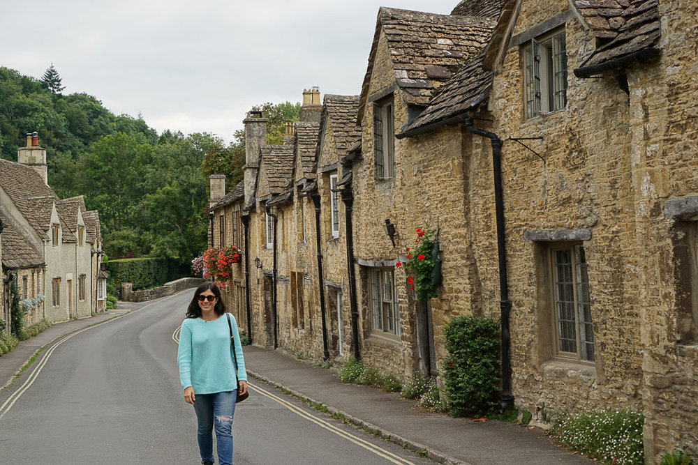 Castle Combe, England (September, 2016)