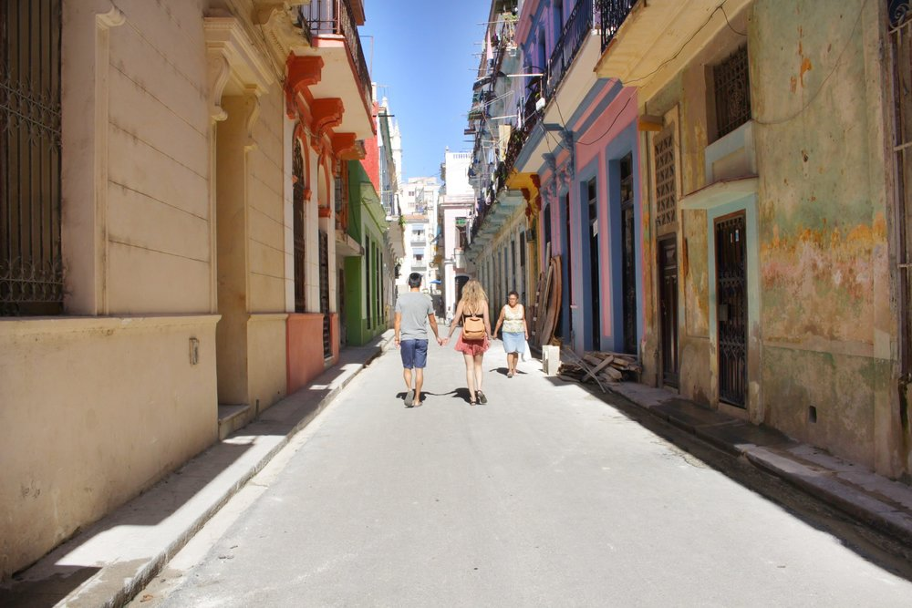 Fall in love with Cuba. Whether you go solo, with friends or a partner, you're sure to have an incredible time.