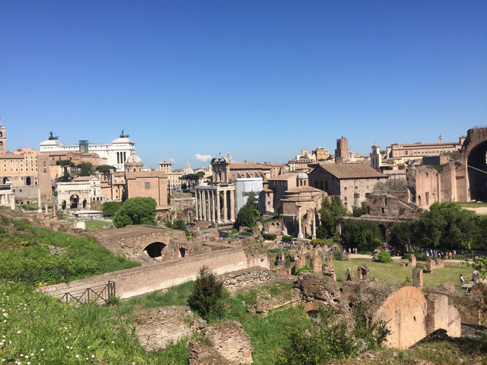 Exploring Ancient Rome