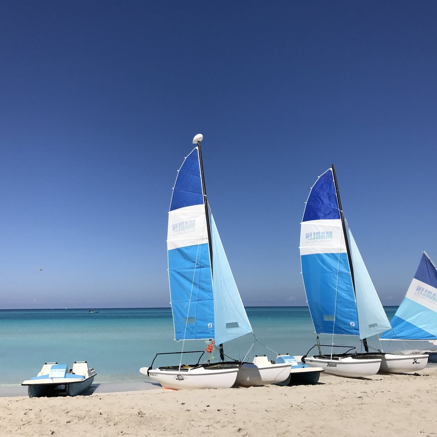 Cuba Part III: Relaxing on the Beach in Varadero