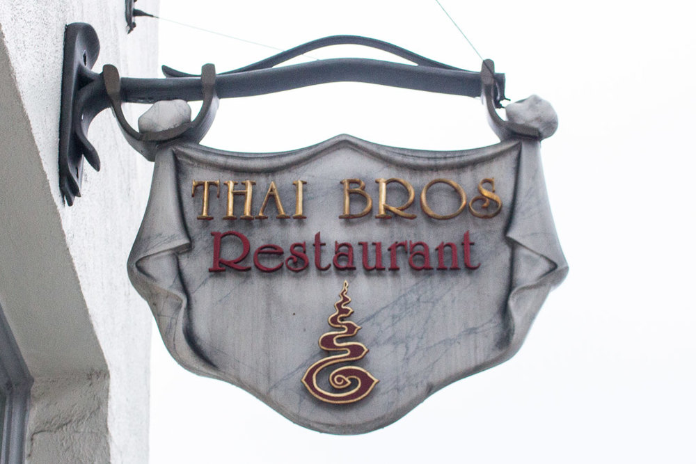 Eat like a local at this popular Thai spot on Friday night.