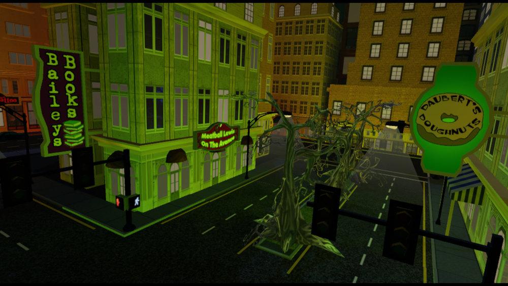 Halloween Metro City