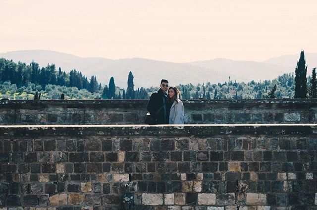 I was never much of a 'planner' but planning this wedding has so far been so much FUN ❤ We have finally booked our venue and it's more beautiful than what we could have pictured in our wildest dreams ❤ so grateful! 🙏 Here is a sneak peek 😍💍🌍✈ #happiness #weddingplans #weddingplanning #tuscanywedding #destinationwedding #love #couple #travel #travelblogger #dreamandwander #wanderlust #instatravel #instawedding #vanessawedsdavid #wedding2018