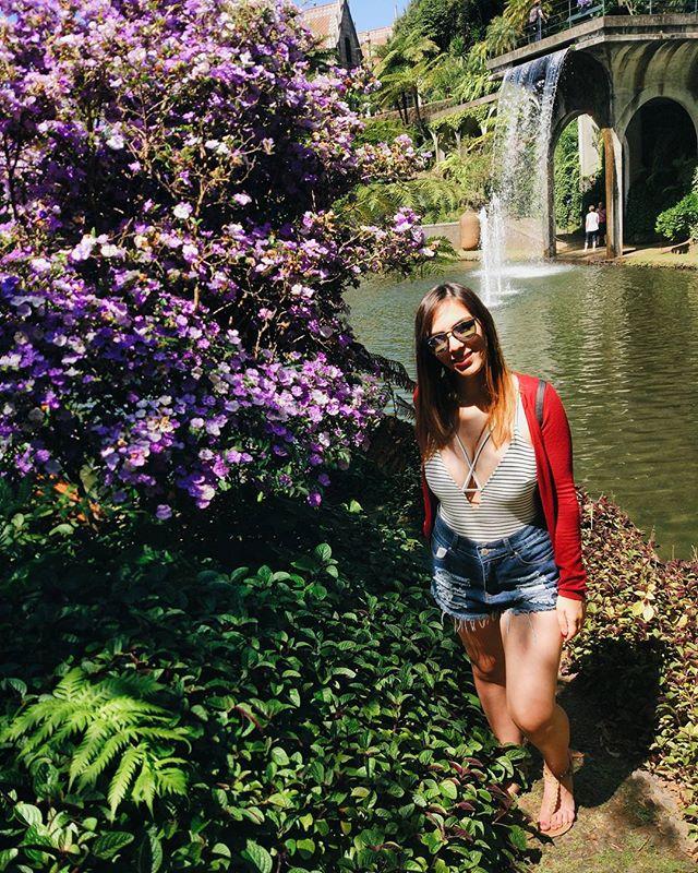 #tropicalgarden #monte #madeira #portugal #island #beauty #travel #newplaces #wanderlust #instatravel #travelblogger #dreamandwander