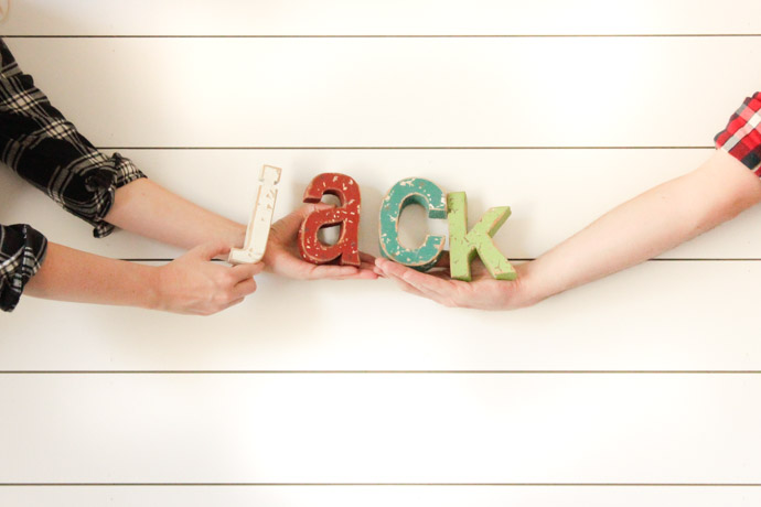 JACK'S LETTERS: