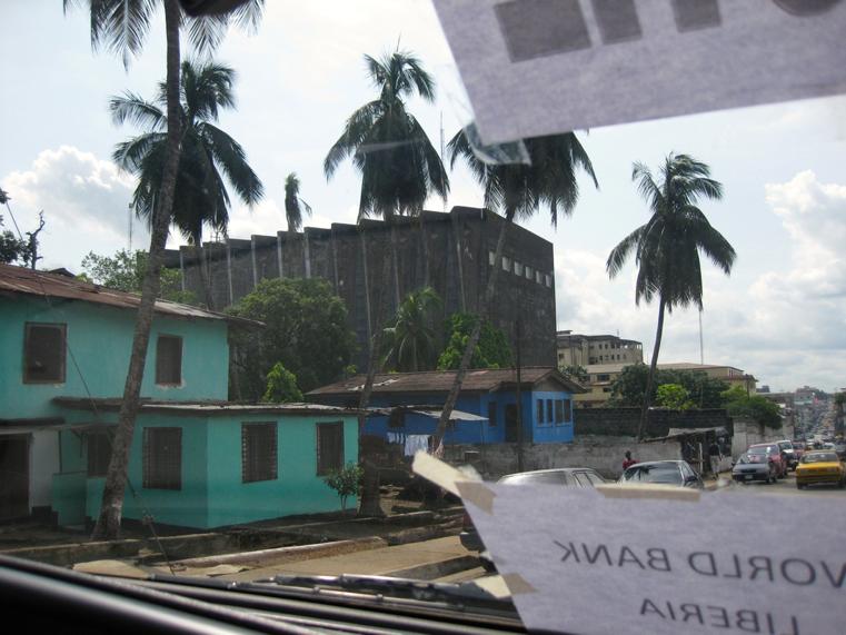 Photos: Of Liberia by Yoko Shimada