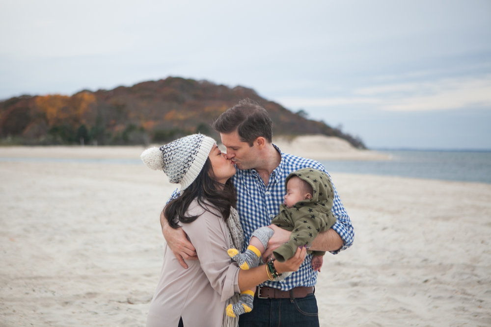 Claudia and family: Photo by Sarah Lehberger