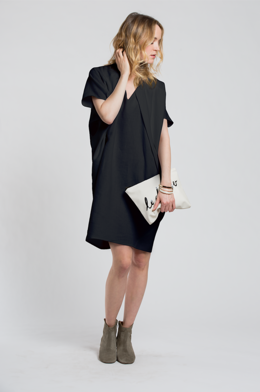 Elif Dress 2.0 Black