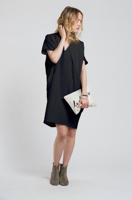 Elif Dress 2.0 Black