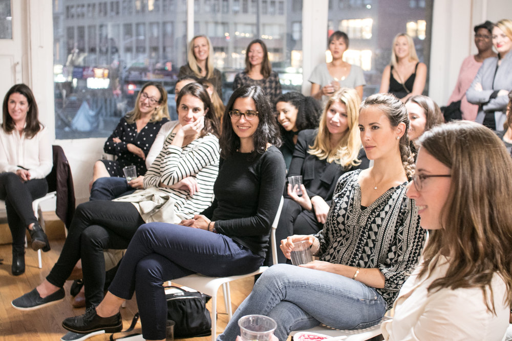Audience at the Talking Motherhood Event 2