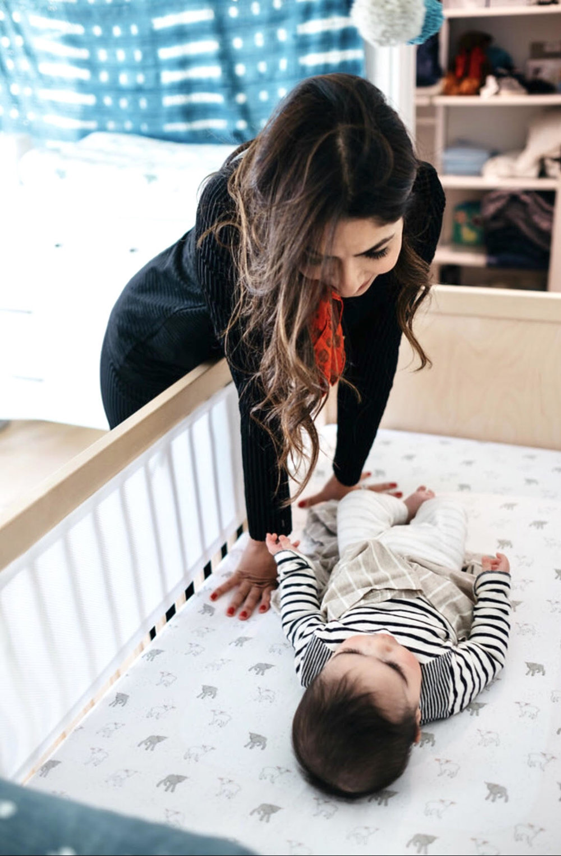 Deepika & her son Jag