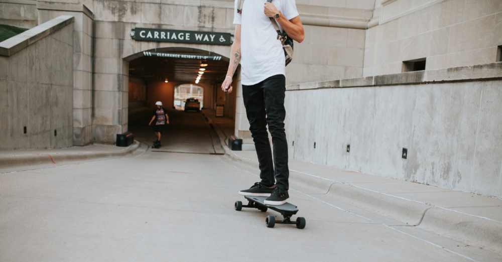 THE NEW ROAD WARRIOR - Move aside bicycles, there's a new commuting miracle in town. Work, home, shopping, and fun have never been closer with the Liftboard. With a 16 mile range on a single charge, no more waiting for the bus or paying for ride sharing. Just get on your board and go.