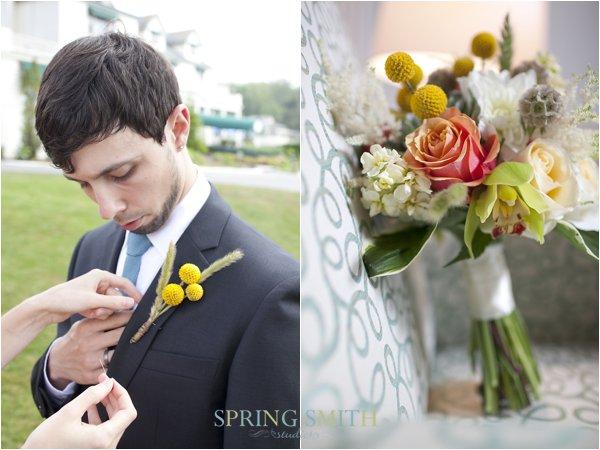 Gitte & Chris' Boothbay Harbor Maine Wedding