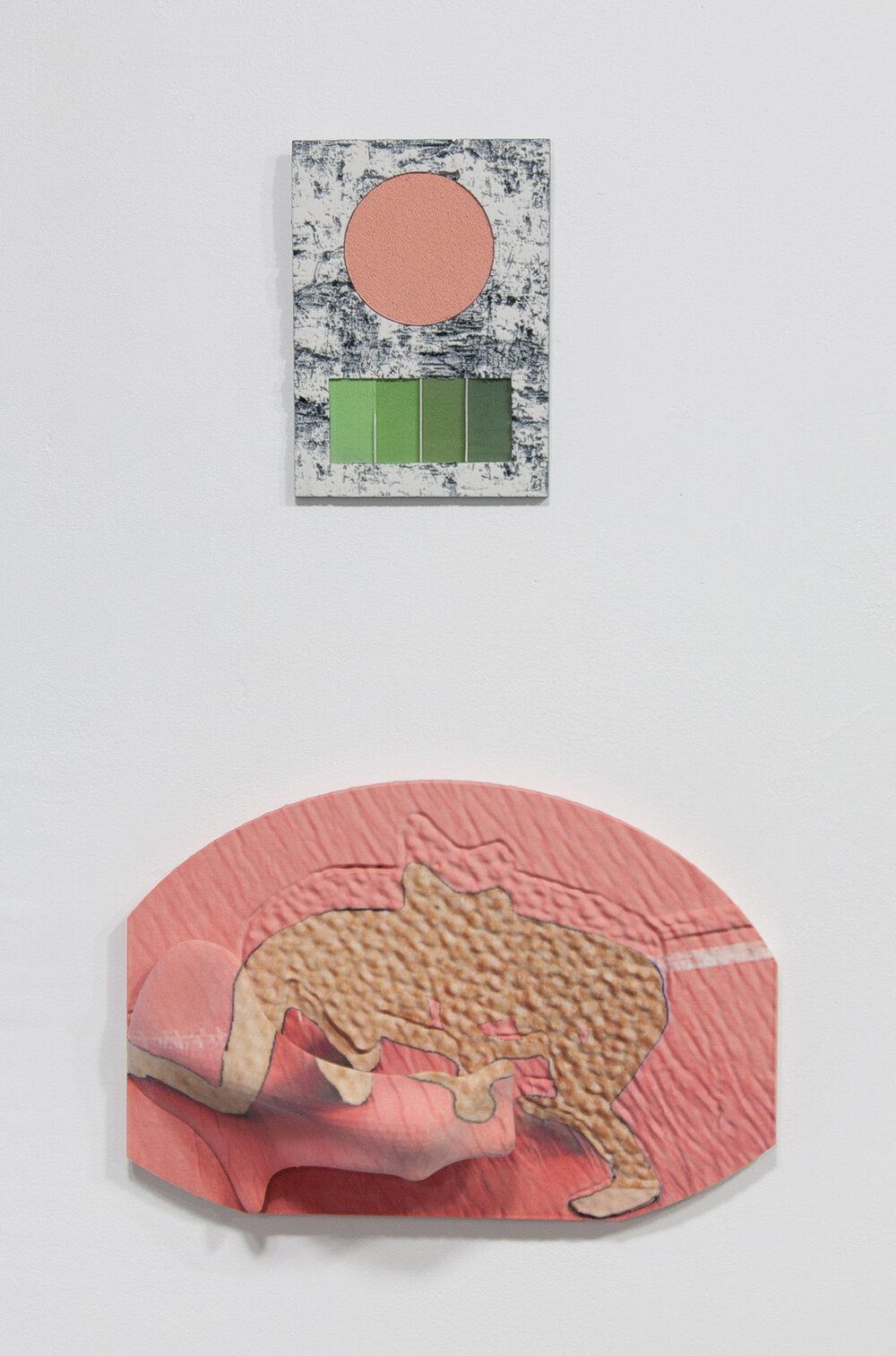 Taylor Absher, Landscape, Hold