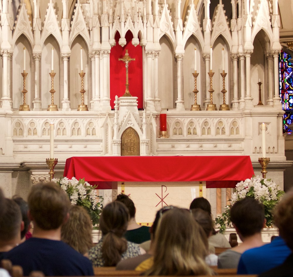 pray for us If the Holy Spirit is not working through us, then our ministry will fail. Pray that God may work through us and in the hearts of all of the students who come into contact with our ministry.