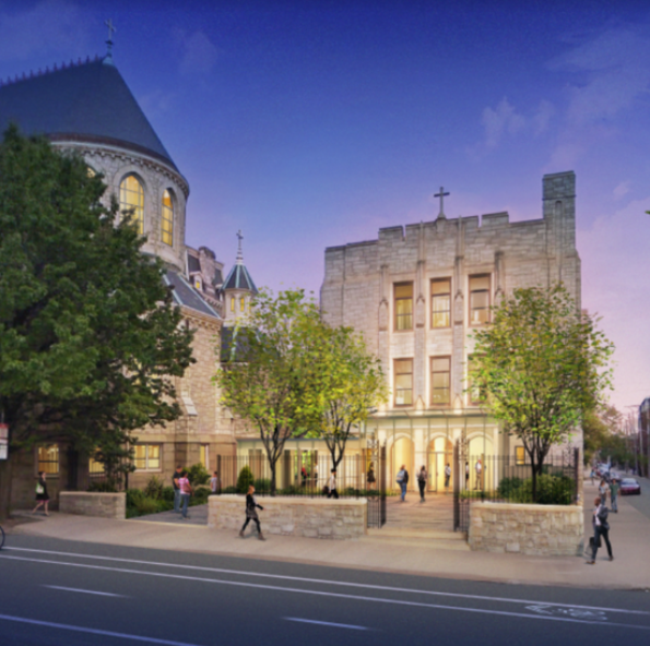Learn about our redevelopment -