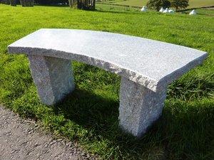 Granite Bench - $5,000