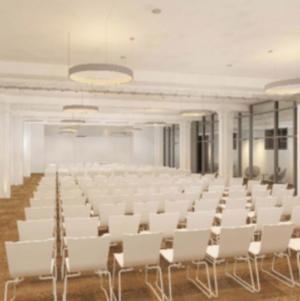 Banquet Hall - $20k