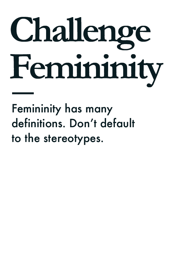 Challenge femininity 4B collective