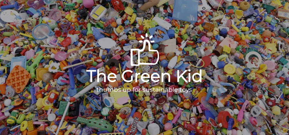 Thumbs up for sustainable toys. - The Green Kid (www.thegreenkid.org) is a sustainable toy certification 'kitemark' to help parents and children identify and avoid toys that damage the environment. We aim to change parents and children's attitudes to toys through targeted 'toy stunt' campaigns, in-school education and the promotion of sustainable toys..