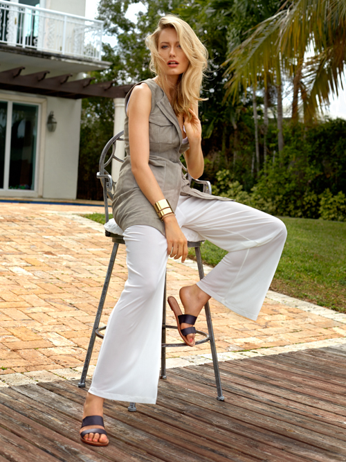 Henne-magazine. Renata Zanchi photoshoot in Miami