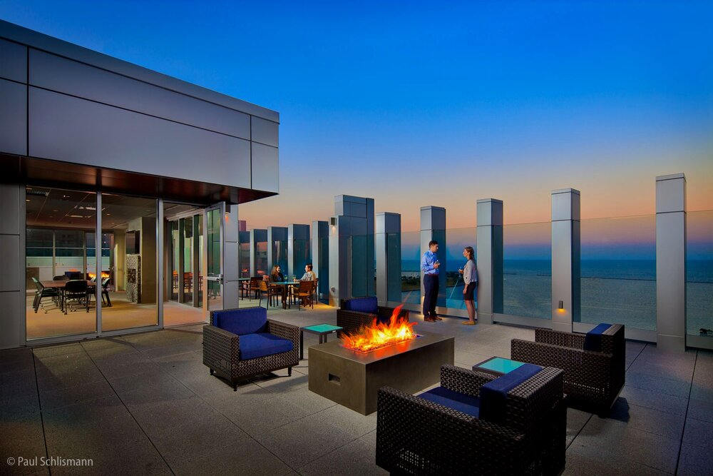Los Angeles Architectural Photographer_ penthouse view
