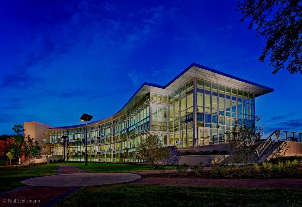 Lewis University by Los Angeles Architectural Photographer Paul Schlismann