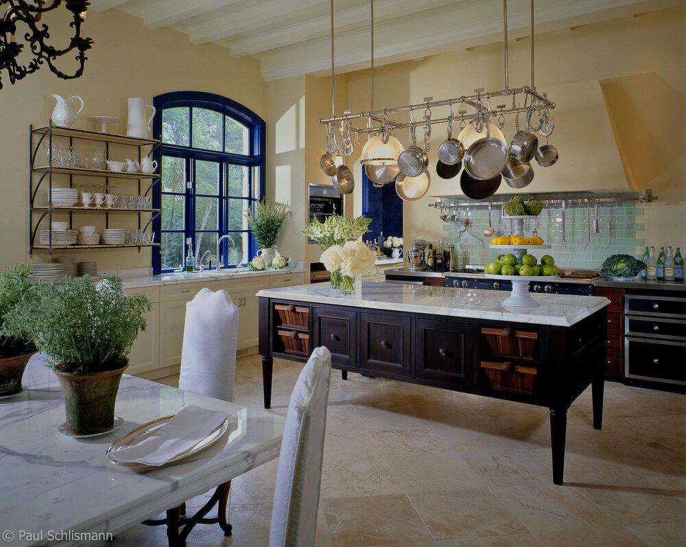 Los Angeles Architectural Photographer _ kitchen, Private Residence