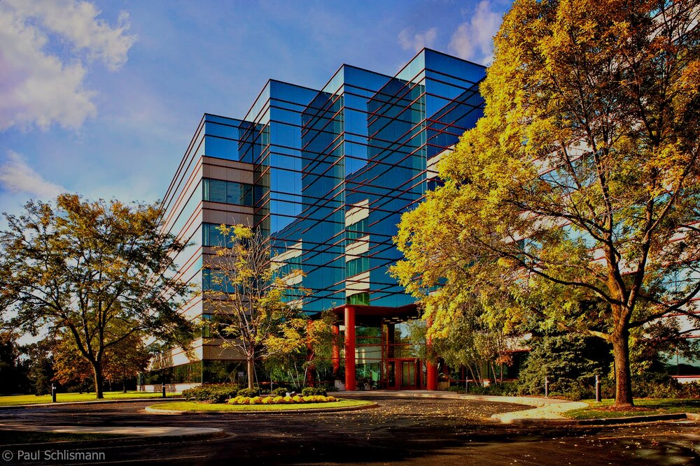 Office building exterior_Los Angeles Architectural Photographer