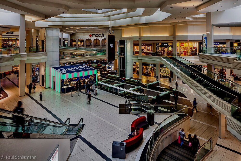 Los Angeles Interior Photographer - Woodfield Mall