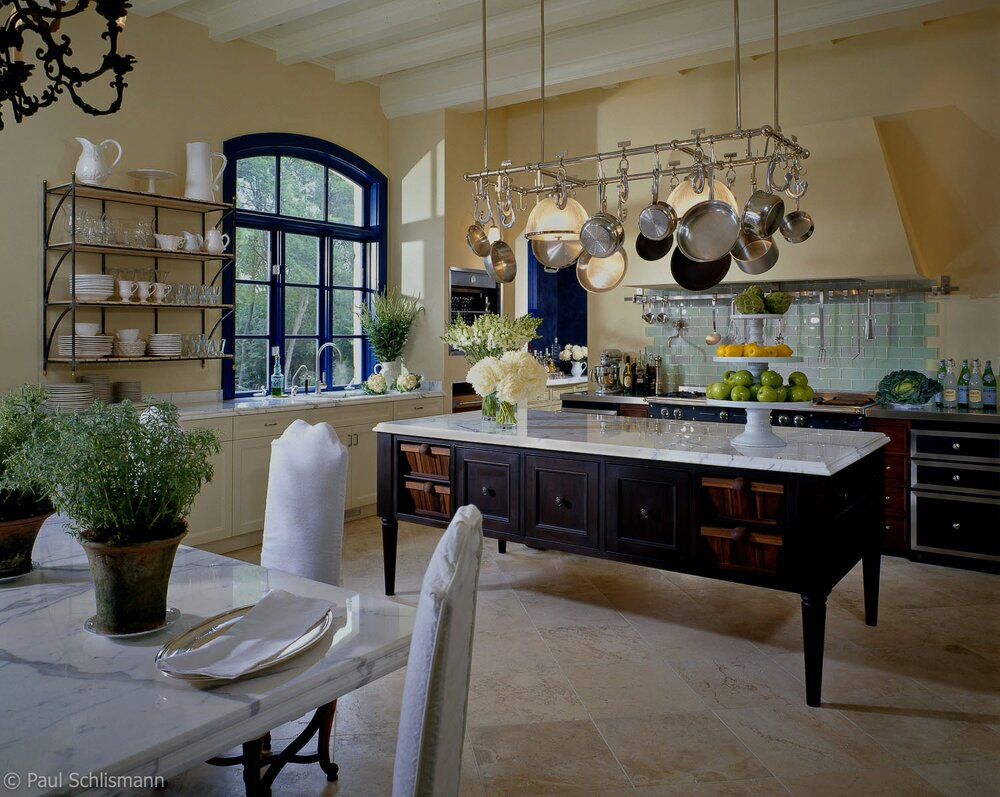 Sedona interior photographer | kitchen private residence