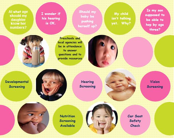 FREE: Community Child Developmental Screenings — Champaign