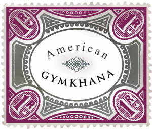 American Gymkhana logo