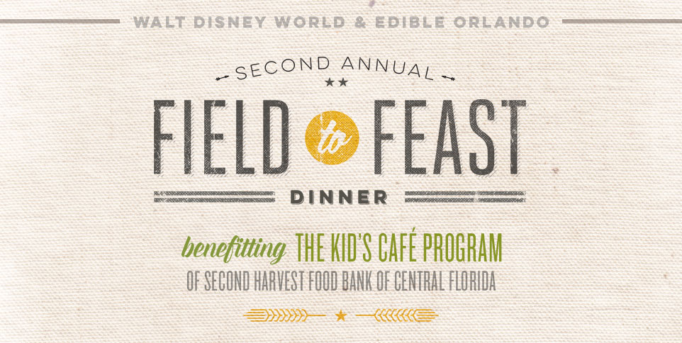 Join Disney's Top Chefs at a Field-to-Feast Dinner